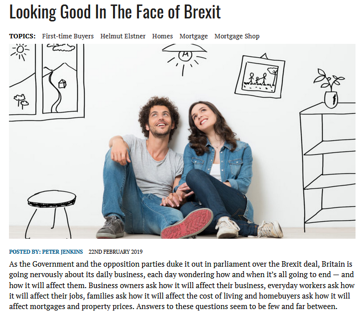 Couple looking to ceiling in Brexit article